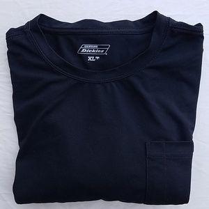 Dickie's short sleeve black shirt size XL